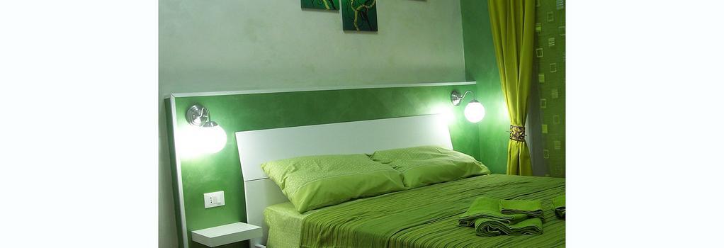 Romatic - ローマ - 寝室