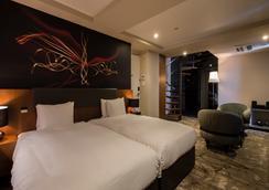 赤坂グランベルホテル - 東京 - 寝室