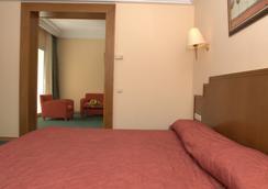 Marina Palace - Hammamet - 寝室