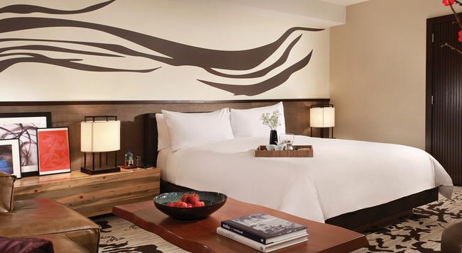 ノブ ホテル アット シーザーズ パレス - ラスベガス - 寝室