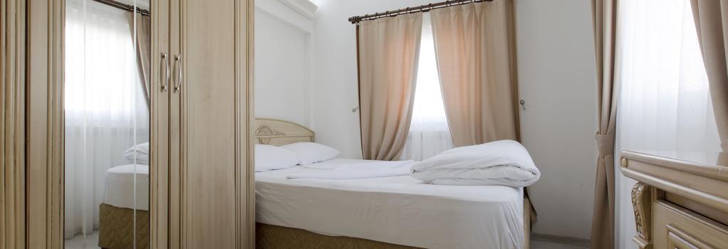 イン ハウス ホステル - イズミール - 寝室