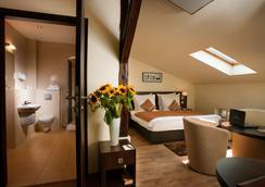 Spatz Aparthotel - クラクフ - 寝室