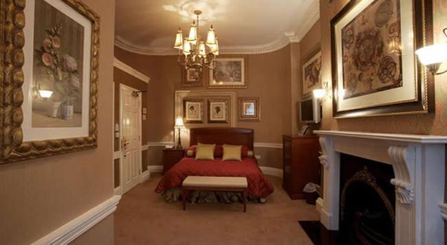 オピュランス セントラル ロンドン - ロンドン - 寝室