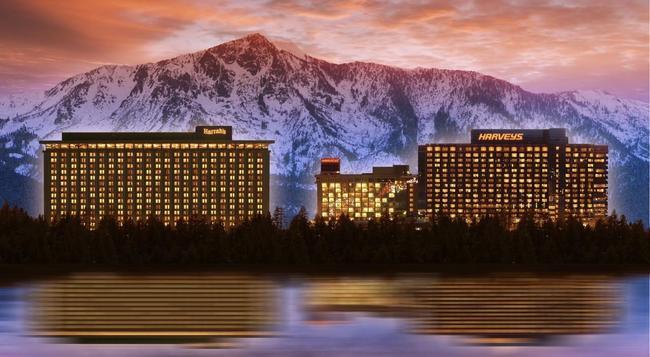 Harveys Lake Tahoe - ステートライン - 建物