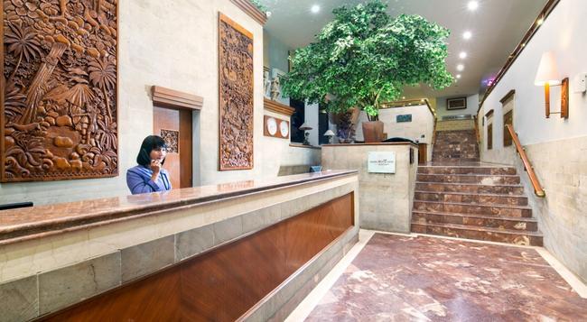 ジャカルタ エアポート ホテル マネージド バイ トポテルズ - タンゲラン - ロビー