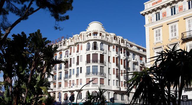 アルベール プルミエ - ニース - 建物