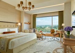 シャングリラ ホテル バンガロール - バンガロール - 寝室