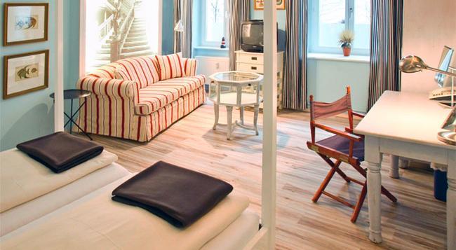 アクセルハウス & ブルー ホーム - ベルリン - 寝室