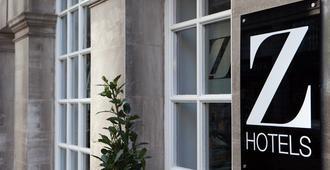 ザ Z ホテル ビクトリア - ロンドン - 建物