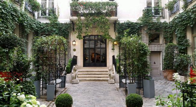ルレ クリスティン - パリ - 建物