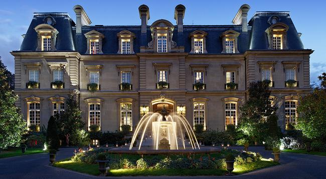 Saint James Paris - Relais & Chateaux - パリ - 建物
