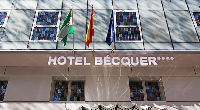 ホテル ベケル - セビリア - 建物
