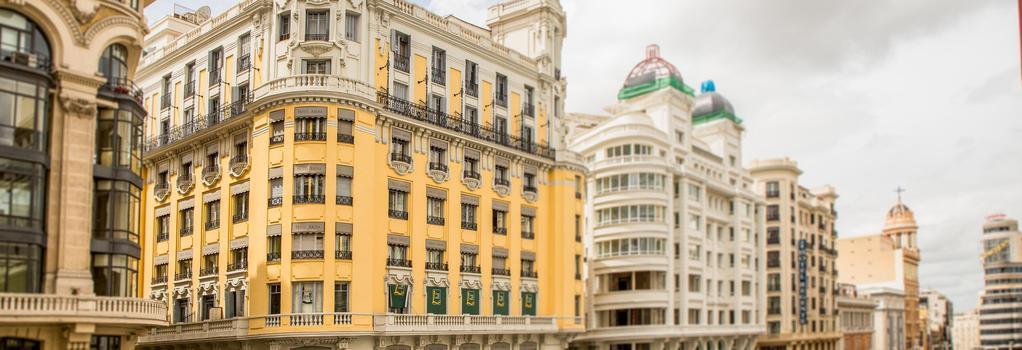 Hotel Arosa - マドリード - 建物