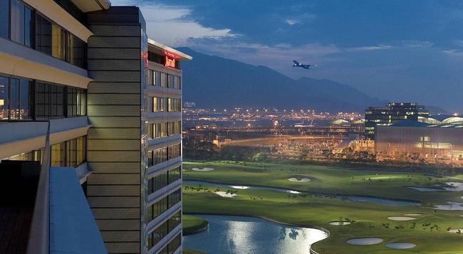 香港 スカイシティ マリオット ホテル - 香港 - 建物