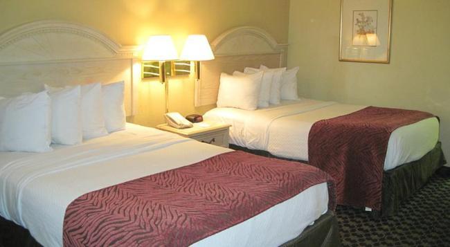 グランド ホテル オーランド バイ アイ ドライブ - オーランド - 寝室
