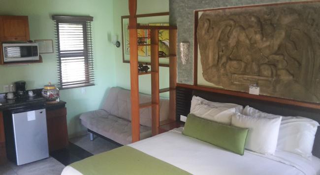 ココス カバナス - プラヤ・デル・カルメン - 寝室