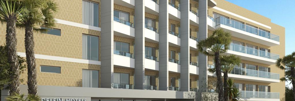 Hotel Senses Palmanova - Palma Nova - 建物