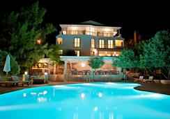 Olea Nova Hotel - Kaş - 屋外の景色