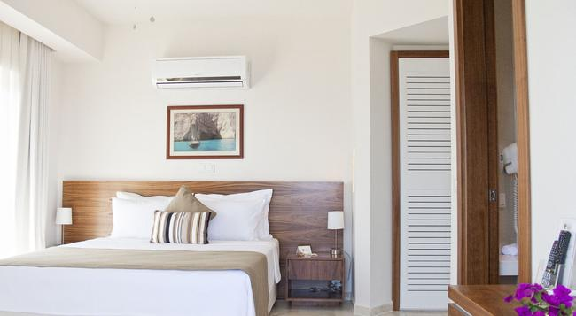 Olea Nova Hotel - Kaş - 寝室