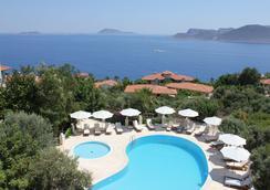 Olea Nova Hotel - Kaş - プール
