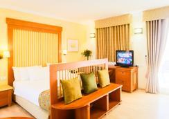 デ ラ メール ホテル バイ ジヴィエリ ホテルズ - テル・アビブ - 寝室