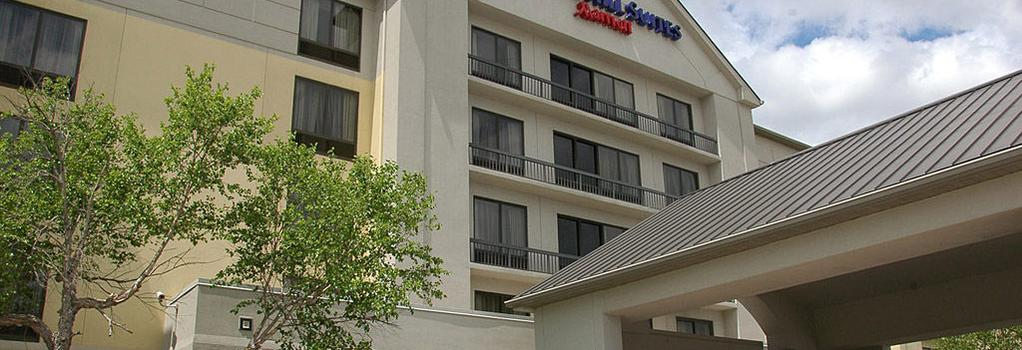 スプリングヒル スイーツ ヒューストン ホビー エアポート - ヒューストン - 建物