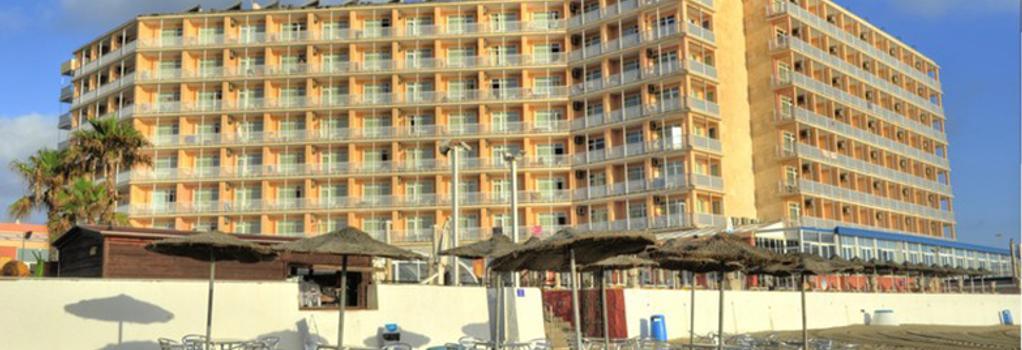 Hotel Entremares - La Manga del Mar Menor - 建物