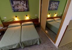 Hotel Entremares - La Manga - 寝室