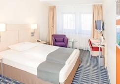 ホテル リュスキルヒェン - ケルン - 寝室