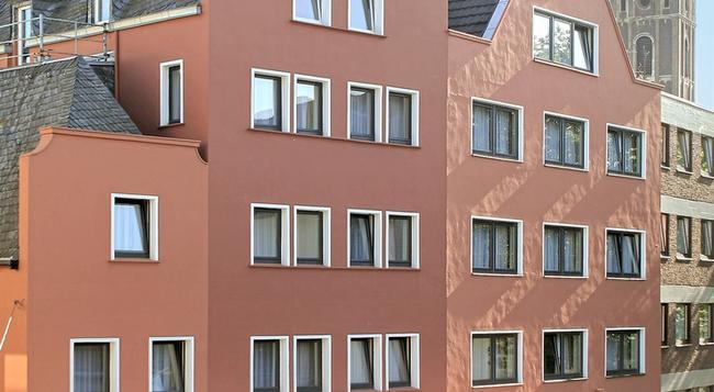 ホテル リュスキルヒェン - ケルン - 建物