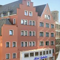 ホテル リュスキルヒェン Hotel Front