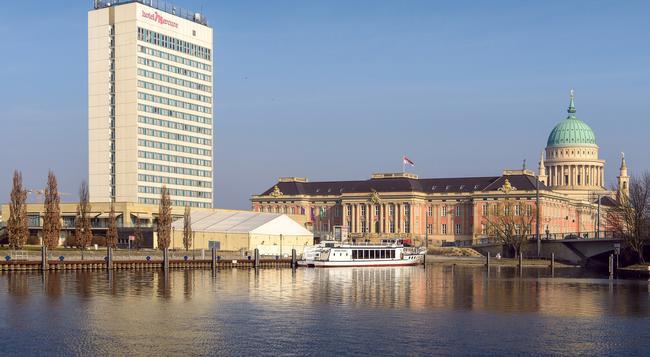 メルキュール ホテル ポツダム シティ - ポツダム - 建物