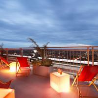 パーク イン バイ ラディソン ベルリン アレクサンダープラッツ Terrace/Patio