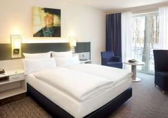 パークホテル ベルクヘールツヘン - Hildesheim - 寝室