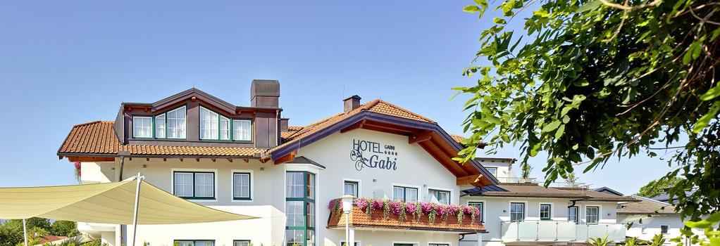 ホテルガビ - ザルツブルク - 屋外の景色