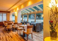 ホテル ベッレリーヴェ - ツェルマット - レストラン