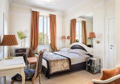 グランド ホテル デ バン - リッチョーネ - 寝室