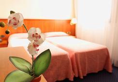 ホテル カッパ - ヴェネツィア - 寝室
