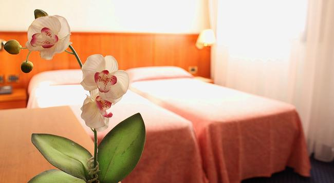 ホテル カッパ - ヴェネチア - 寝室
