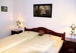 Hotel am Bauenhaus - デュッセルドルフ - 寝室
