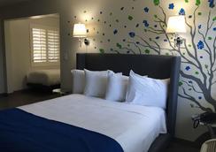 University Inn and Suites - テンピ - 寝室