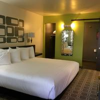 University Inn and Suites Guestroom