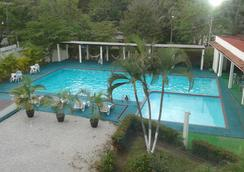 Hotel Tulijá Express Palenque - パレンケ - プール