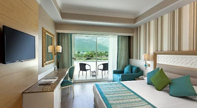 Karmir Resort & Spa - ケメル - 寝室