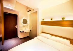 ホテル ヌーヴ - シンガポール - 寝室