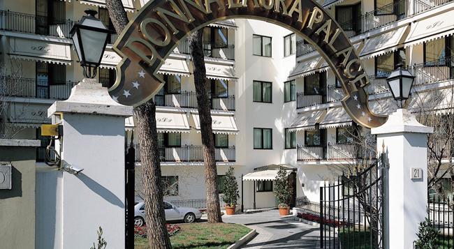 ドンナ ローラ パレス - ローマ - 建物