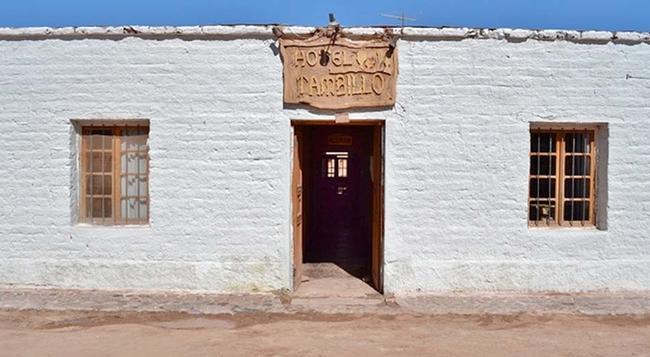 Hotel Tambillo - San Pedro de Atacama - 建物