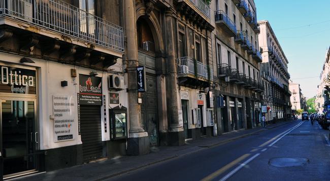 B&B Da Rì - カターニア - 建物