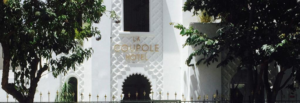 La Coupole - キト - 建物
