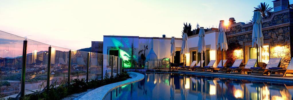 Regnum Escana Villas & Boutique Hotel - ボドルム - プール
